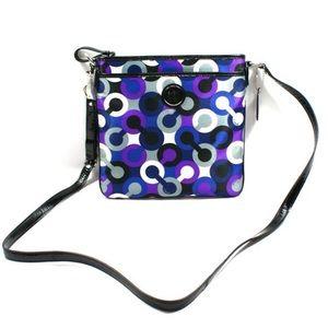 Coach Alex Multi-Color Large Swingpack Bag #43449